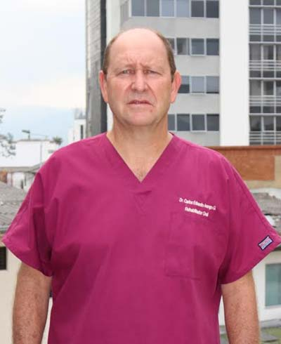 Dr. Carlos E. Arango Gonzalez